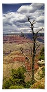 Grand Canyon View From The South Rim Bath Towel