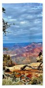 Grand Canyon View IIi Bath Towel