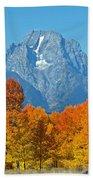Grand Teton National Park 2 Bath Towel