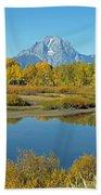 Grand Teton National Park 3 Bath Towel