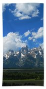 Grand Teton National Park Bath Towel