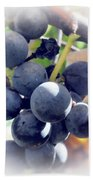 Grapes On The Vine Hand Towel