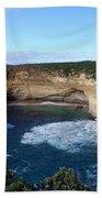Great Ocean Road, Australia - Panoramic Bath Towel