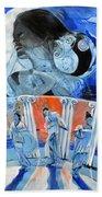 Greek Goddesses Bath Towel