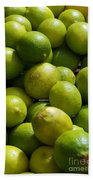 Green Limes Hand Towel