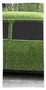 Green Mini Bath Towel