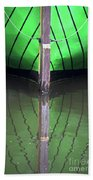 Green Reflection Bath Towel