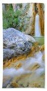 Green River Waterfalls Bath Towel