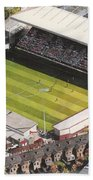Gresty Road - Crewe Alexandra Bath Towel