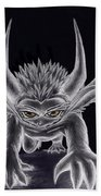 Grevil Silvered Bath Towel