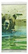 Grizzly Bath Bath Towel