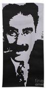 Groucho Bath Towel