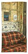 Front Porch - Ground Zero Blues Club Clarksdale Ms Bath Towel