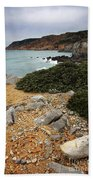Guincho Cliffs Bath Towel