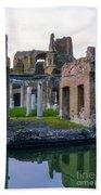 Hadrian's Villa Bath Towel