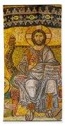 Hagia Sofia Mosaic 04 Bath Towel