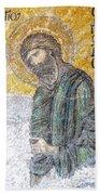 Hagia Sofia Mosaic 12 Bath Towel
