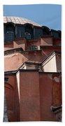 Hagia Sophia Angles 01 Bath Towel