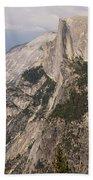 Half Dome From Glacier Point Bath Towel