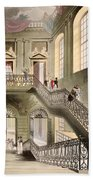 Hall And Staircase At The British Bath Towel
