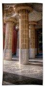 Hall Of 100 Columns Bath Towel