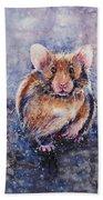 Hamster Bath Towel