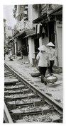 Hanoi Lifestyle Bath Towel
