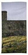 Harlech Castle Bath Towel