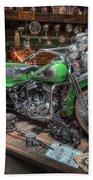 Harley Trike Bath Towel