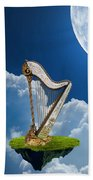 Harp Bath Towel