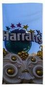 Harrahs Bath Towel