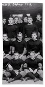 Harvard Football 1912 Bath Towel
