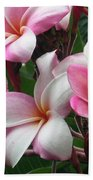 Hawaii Plumeria Bath Sheet