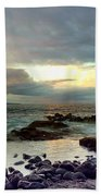 Hawaiian Landscape 13 Bath Towel