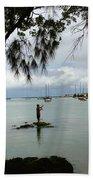 Hawaiiana 33 Bath Towel