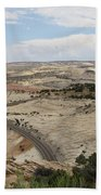 Head Of The Rocks - Scenic Byway 12 Bath Towel