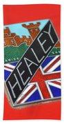 Healey Silverstone D Type Bath Towel