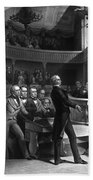 Henry Clay Speaking In The Senate Bath Towel