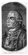 Henry Clinton (1738-1795) Bath Towel