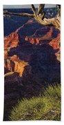 Hermit Rest Grand Canyon National Park Bath Towel