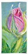 Hibiscus Blossom Bath Towel