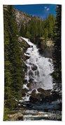 Hidden Falls Jenny Lake Bath Towel