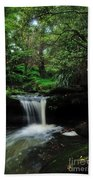 Hidden Rainforest Bath Towel