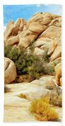 Hidden Valley Trail Bath Towel
