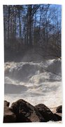 High Falls State Park Bath Towel