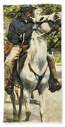 High Horse Bath Towel