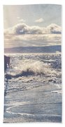 High Tide Bath Towel