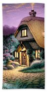 Hillcrest Cottage Bath Towel