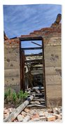 Historic Building Nine Mile Canyon - Utah Hand Towel