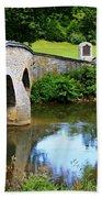Historic Burnside Bridge Bath Towel